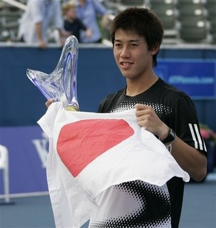 world sports kei nishikori shirtless sports